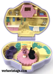 Polly Pocket 1993 MIP Dazzling Dog Show Open Compact