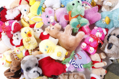 PICK YOUR OWN - Huggers, Plush Grabbers, 1980s Tiny Plush Toys, Animals, Holiday, Characters, Birds, Dino, Unicorn, Pound Puppies ~ 161212
