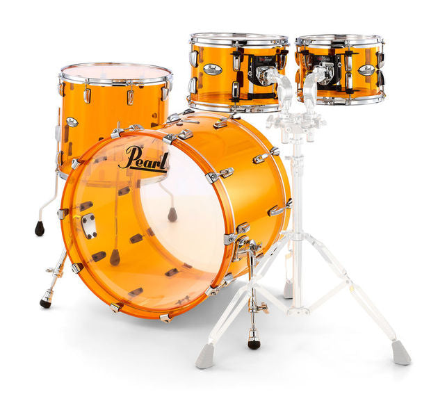 Pearl Crystal 4 Piece Shell Pack- TNG