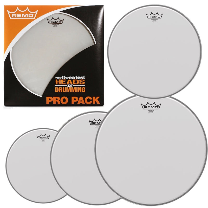 Remo Pro Pack 10 12 16 EMP Ctd Fusion+