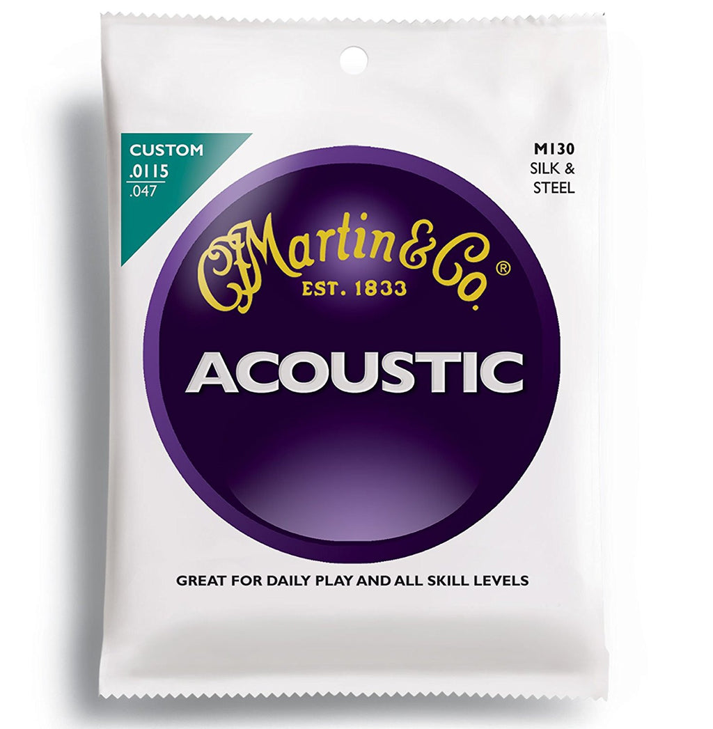 Martin Silk + Steel Strings -M130