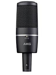 AKG C4000 Multi Pattern Studio Mic