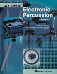 All about  Eletronic Percussion