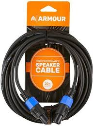 Armour Speaker Cable SSP20 SPKN