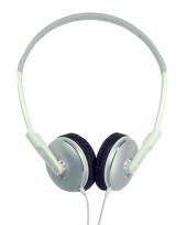 Audio Tech ATHES3 White Headphones