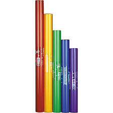Boomwhackers 5 Note Chromatic Set of 5