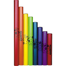 Boomwhackers C Major Diatonic 6 Set