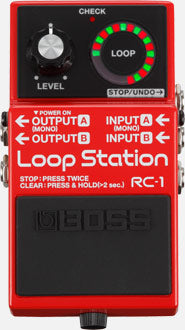 Boss Loop Station - RC1