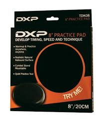 DXP Rubber Practise Pad