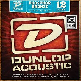 Dunlop Acoustic 12-54 Phos.Bronze