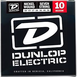 Dunlop Electric 7 Strings 10-56