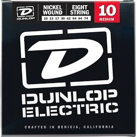 Dunlop Electric 8 Strings 10-74