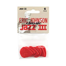Dunlop Eric Johnson Jazz III Picks