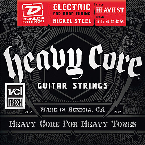 Dunlop Heavy Core 12-54