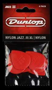 Dunlop Jazz 3 XL Player Pack Red