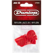 Dunlop Jazz Player Pack Red