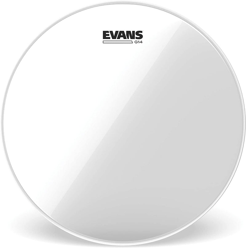 Evans G14 14inch Clear Drum Head