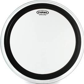 Evans EMAD2 22inch Clear Bass Drum Head