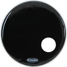 Evans EQ3 22 inch Resonant Black
