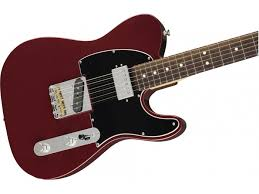 Fender Am Performer Tele Hum AUB