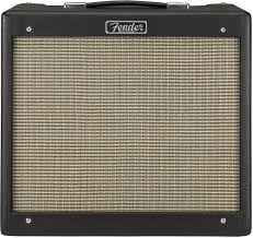 Fender Blues Jnr IV Black