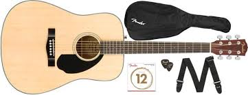 Fender CD60S Acc Pack