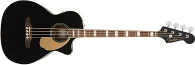 Fender Kingman Bass Black