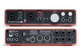 Focusrite Scarlett 6i6 USB Interface