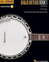 Hal Leonard Banjo Method Bk1+CD
