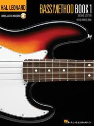 Hal Leonard Bass Method Bk1