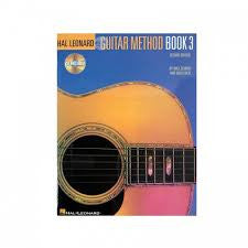 Hal Leonard Guitar Method Bk3 inc CD