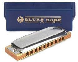 Hohner Blues B Harmonica