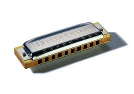 Hohner Blues E Hamonica