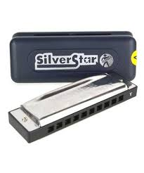 Hohner Silver Star A Harp