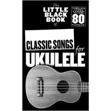 Little Black Classic Songs Uke