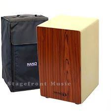 Mano Cajon MP985 inc Bag