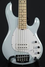 Music Man 5 String Powder Blue