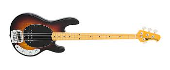 Music Man Tob Burst Stingray