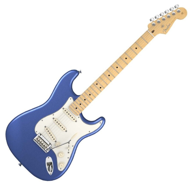 Fender US STD Strat - Ocean Blue w/Case