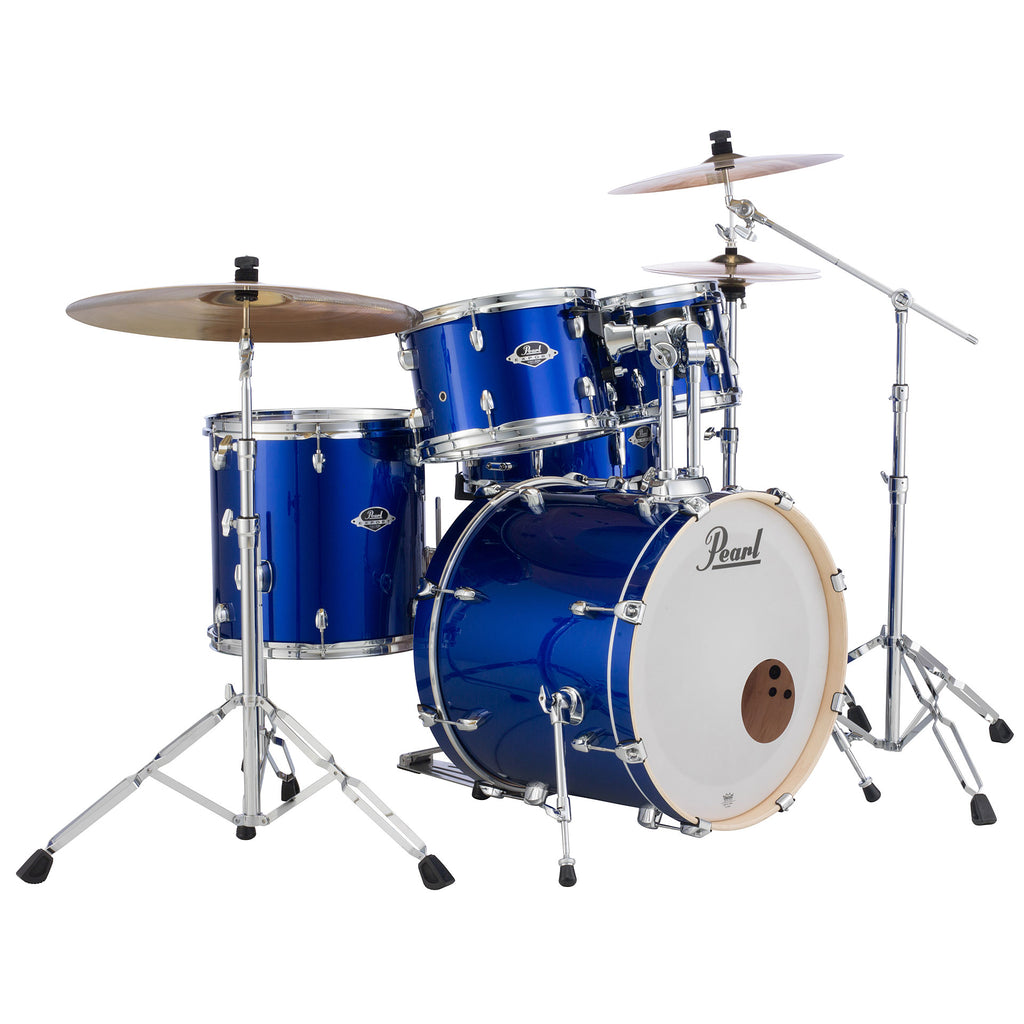 Pearl EXX Export Fusion Shell Pk HV/Blue