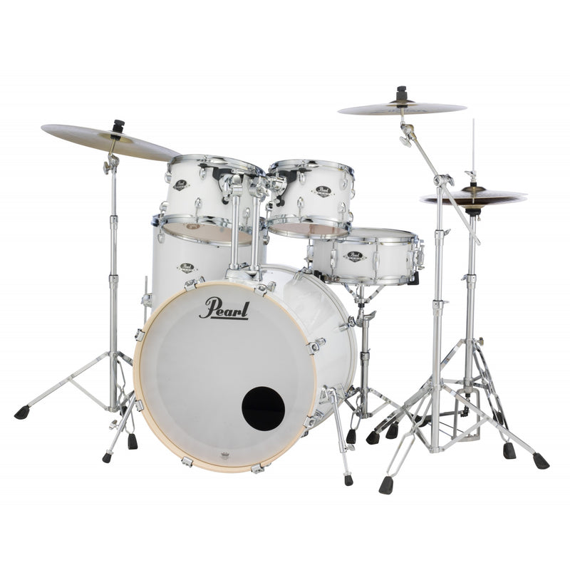 Pearl Export 5 Piece Rock Kit P/White