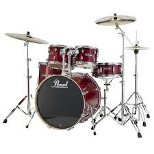 Pearl Export Rock Shell Pack Nat Cherry
