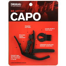 Planet Waves Artist Capo Black