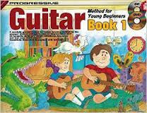Progressive Guitar Book 1/Young Beginner