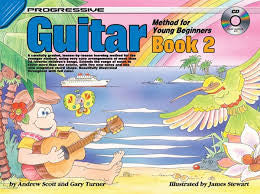 Progressive Guitar Book 2/Young Beginner