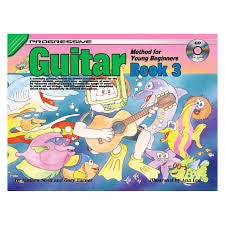 Progressive Guitar Book 3/Young Beginner