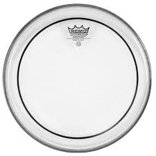 Remo Pinstripe Clear 15 inch