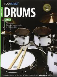 Rock School Drums - Grade 1