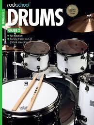 Rock School Drums - Grade 2