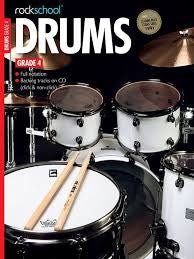 Rock School Drums - Grade 4